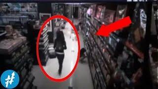 Shock! 5 Orang Dengan KEKUATAN SUPER Yang Tertangkap Kamera