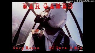 Gary Numan - War Songs (DJ DaveG mix)