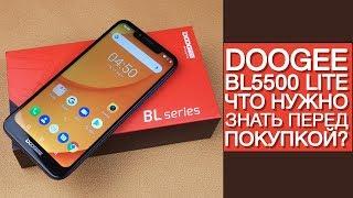 Смартфон DOOGEE BL5500 Lite 2/16GB Dual Sim Gold от компании Cthp - видео