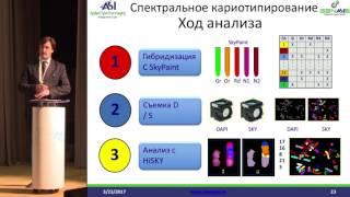 Новые методы микроскопии при генетическом исследовании.