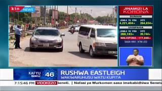 Rushwa Eastleigh: Polisi wanaswa kwenye Kamera wakiwaruhusu watu kupita