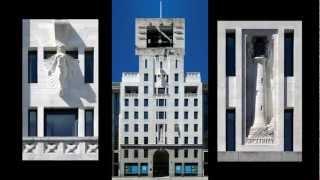 London Art Deco A - C (Part 1 Of 3)