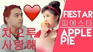 FIESTAR(피에스타) _ APPLE PIE MV Reaction (Fanboy mode Activated)