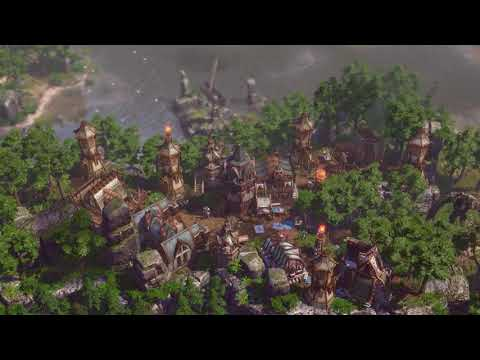 SpellForce 3 - Gameplay Trailer: The Elves of Finon Mir thumbnail
