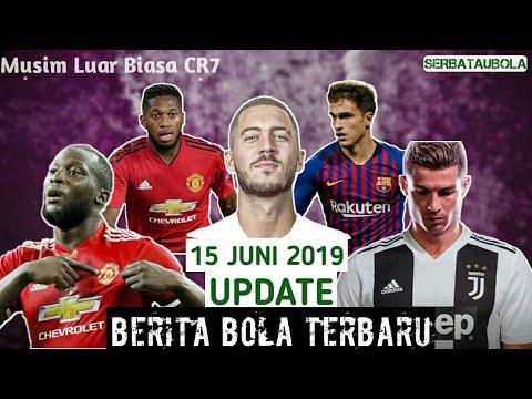 CR7: Musim Tak Terlupakan🙌Lukaku Ke Inter Milan🔜Hazard Ingin Ukir Sejarah😱| Berita Bola Terbaru