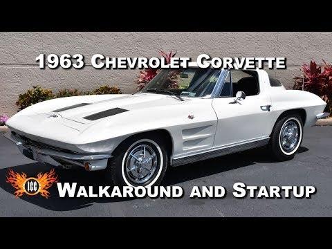 Video of '63 Corvette - L3YZ
