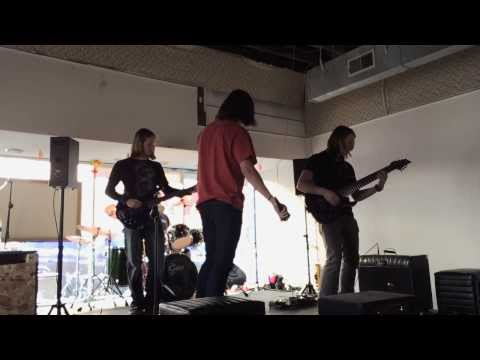 The Die Is Cast live at The Creative Salon