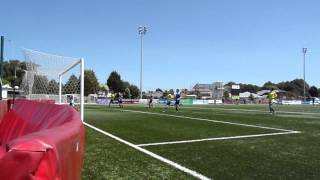 preview picture of video 'Football - Nike Cup - Jordan missed Goal - Cashmere Tech vs Parklands United'