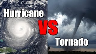 Hurricane Vs Tornado Whats The Difference