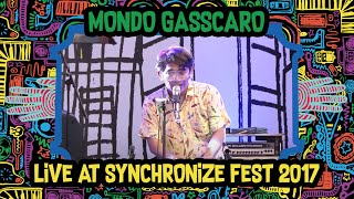 Mondo Gascaro Live At SynchronizeFest   8 Oktober 2017