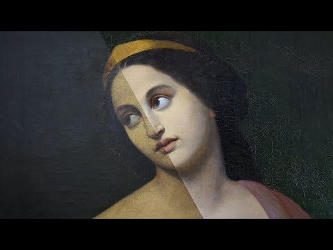 Restoring Damaged Works of Art