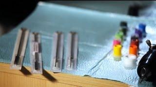 How to Insert Needle in Tattoo Machine | Tattoo Artist