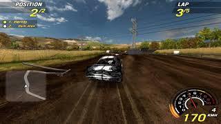 FlatOut 2 \ Online Race \ 23.11.17 \ p2