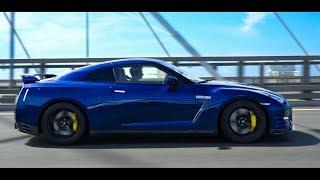 GT-R 1000 СИЛ / Кто быстрее в городе?