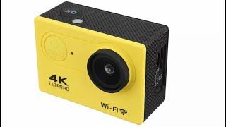 SJ9000 4K Action Camera Video & Photo Test. AMAZING!!