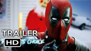 ONCE UPON A DEADPOOL Trailer 3 (2018) Ryan Reynolds PG 13 Deadpool 2 Movie HD