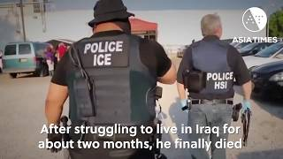 Trump's ICE deports diabetic to die alone in Iraq