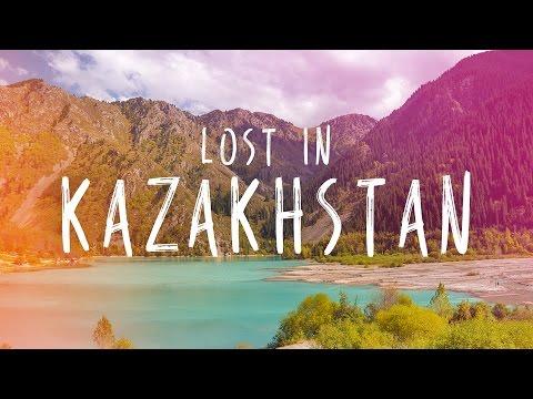 סרטון טיול שמציג לראווה את המיטב של קזחסטן