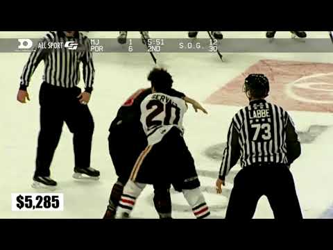 Kishaun Gervais vs. Nolan Jones