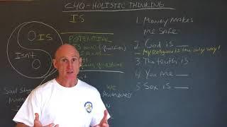 Holistic Thinking