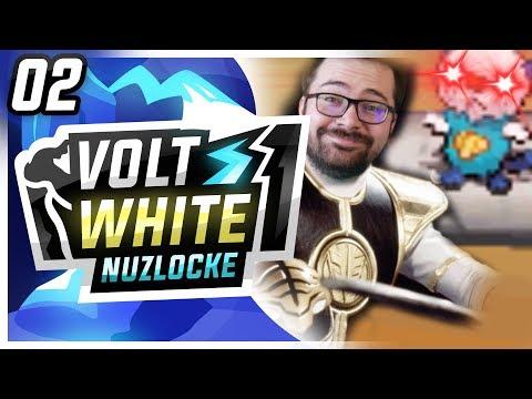 I COULD BE A POWER RANGER! • Pokemon Volt White Nuzlocke