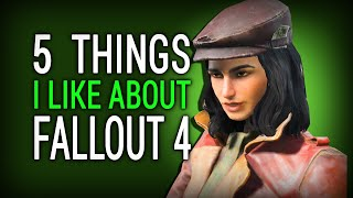 Fallout 4: 5 Things I Like About Fallout 4