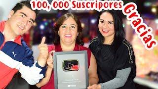 Especial 100 000 Suscriptores - Estamos Felices!!!