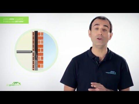 Cómo aislar una pared o toda tu casa del ruido
