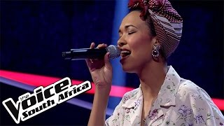Eden Myrrh sings 'Chandelier' | The Blind Auditions | The Voice South Africa 2016