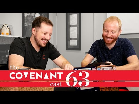 Across the Galaxy...and Gungans | The Covenant Cast - Episode 63