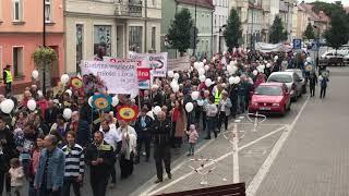 Wideo1: Marsz dla Życia i Rodziny w Lesznie