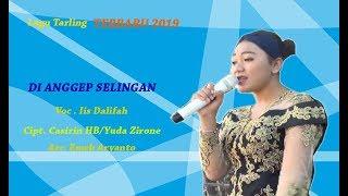 Gambar cover Lagu Bocoran Tarling TERBARU 2019 DI ANGGEP SELINGAN Voc. IIS DALIFAH