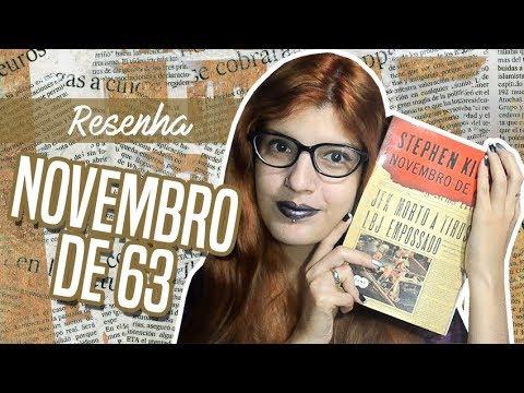 RESENHA: NOVEMBRO DE 63 | Poison Books