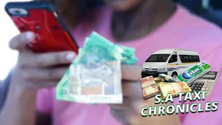 South African Taxi : SIT IN THE FRONT SEAT - Lasizwe