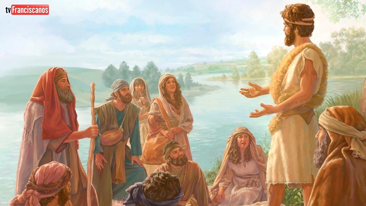 Caminhos do Evangelho   3º domingo do Advento