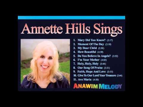 Annette Hills -  Speaker & Performing Artist - For the Glory of God