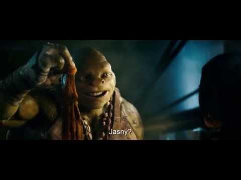 Želvy Ninja (Teenage Mutant Ninja Turtles) - český HD trailer