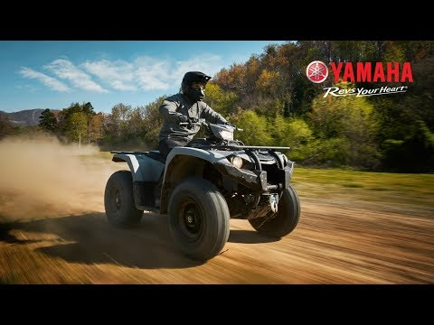 2018 Yamaha Kodiak 450 EPS in Tamworth, New Hampshire - Video 1