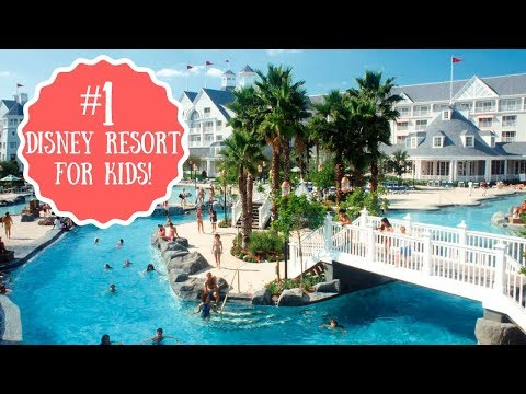 DISNEY'S BEST RESORT!? (super family friendly)