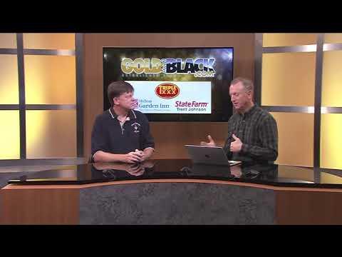 Gold and Black LIVE October 11 Segment 2: Alan Karpick and Jerry Palm