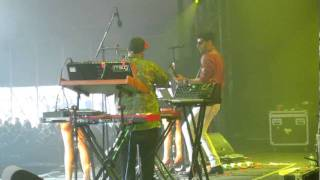 Chromeo - Outta Sight live at Lowlands 2011