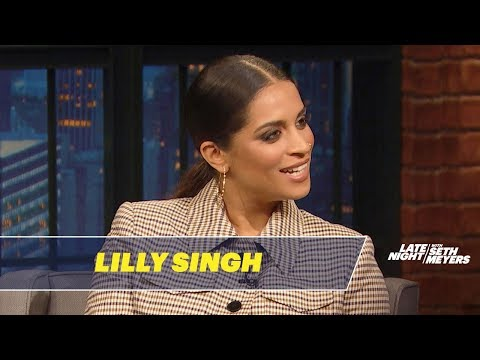 Lilly Singh Had a Year to Prove to Her Parents She Could Make It In Entertainment