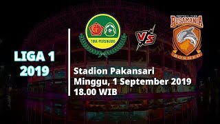 VIDEO: Live Streaming Liga 1 2019 Tira Persikabo Vs Borneo FC Minggu (1/9) Pukul 18.00 WIB