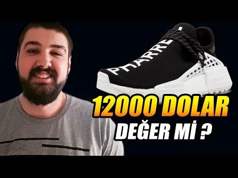12.000 DOLAR AYAKKABIYA VERİLİR Mİ  ? (Kasa Açılımı)