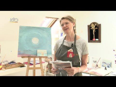 Béatrice le Hodey, artiste peintre