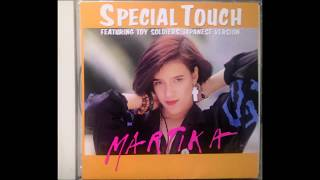 Martika - Toy Soldiers (Original Backing Track) [HQ]
