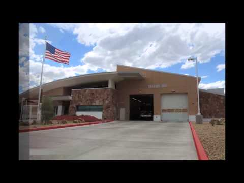 Fox Blocks Fire Stations City of Las Vegas NV Builds Another LEED Silver