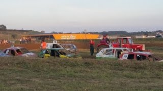 preview picture of video 'Autocrash Staatsmeisterschaft Finale in Oberwart'