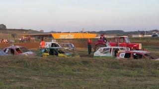 preview picture of video 'Autocrash Staatsmeisterschaft Finale in Oberwart'