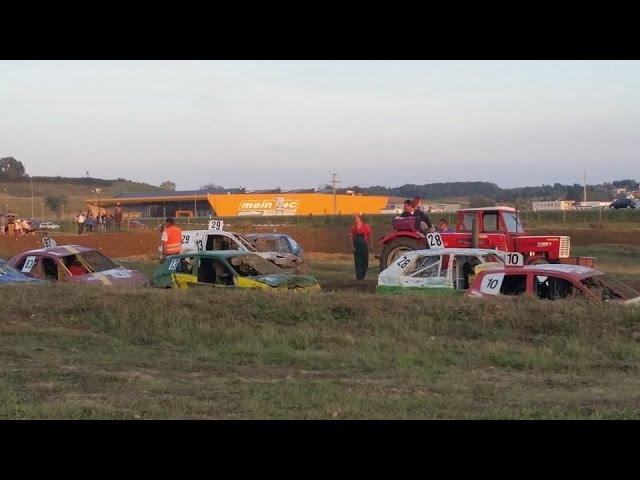 Autocrash Oberwart 2014